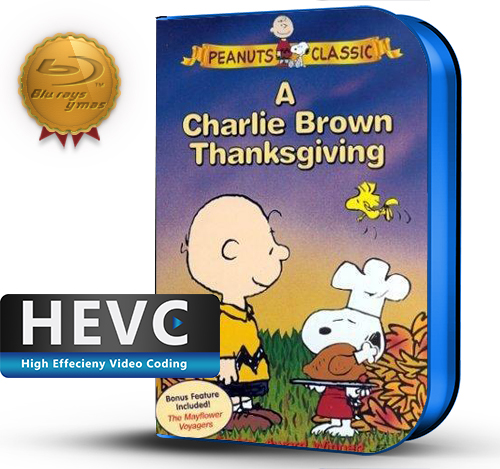 A Charlie Brown Thanksgiving (1973) 1080P HEVC-8Bits BDRip Latino/Ingles(Subt.Esp)(Animación)