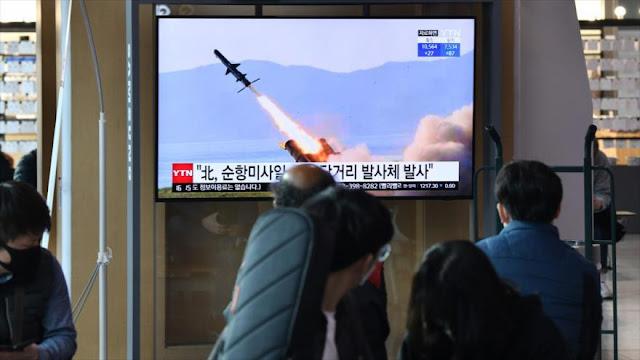 Informe: Hay instalación de misiles balísticos cerca de Pyongyang