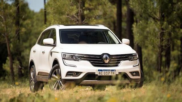 Nuevo Renault Koleos, el SUV distinguido que genera intensas sensaciones en cada viajeNuevo Renault Koleos, el SUV distinguido que genera intensas sensaciones en cada viaje