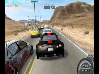 Need For Speed ProStreet Game Download Highly Compressed