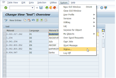 Sorting Columns Dynamically in a Table Control