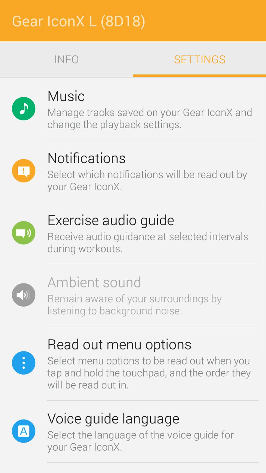 Audiosplitz August 2016 Sennheiser Cl1 Wiring Diagram Samsung Gear Iconx App Settings