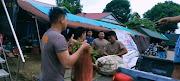 Rumah Koran Fasilitasi Petani Sumbang Sayur Untuk Sulbar dan Telah Sampai di Dapur Umum Brimob Polda Sulsel di Sulbar