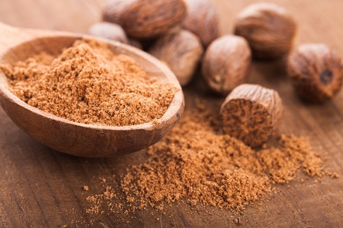 nutmeg.. More expensive benefits than gold