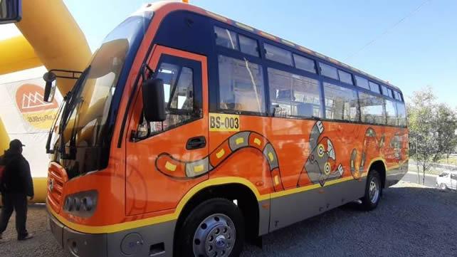 ChiquiTitis comenzarán a operar este fin de semana en las siete rutas de los buses Pumakatari