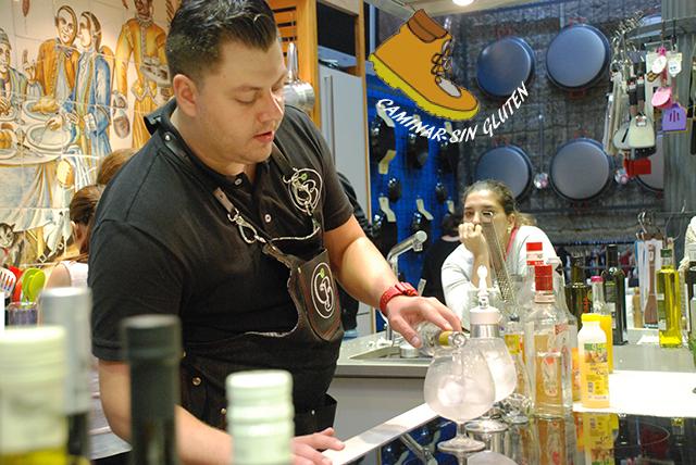 Barmans Gerardo Balauzaran