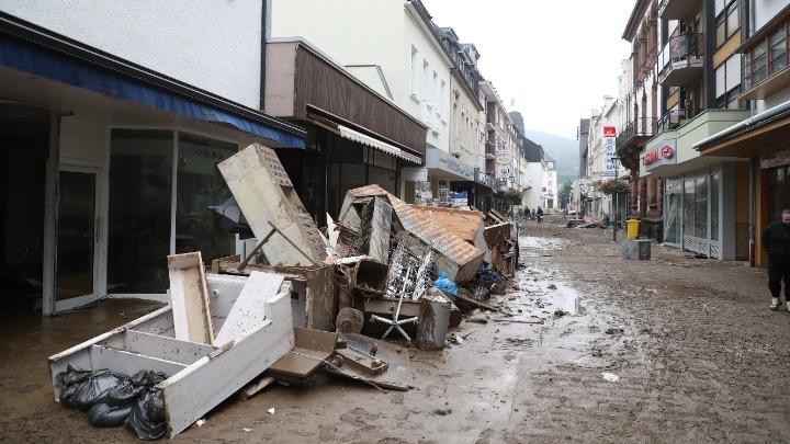 Γερμανία: Πάνω από 120 νεκροί στις καταστροφικές πλημμύρες