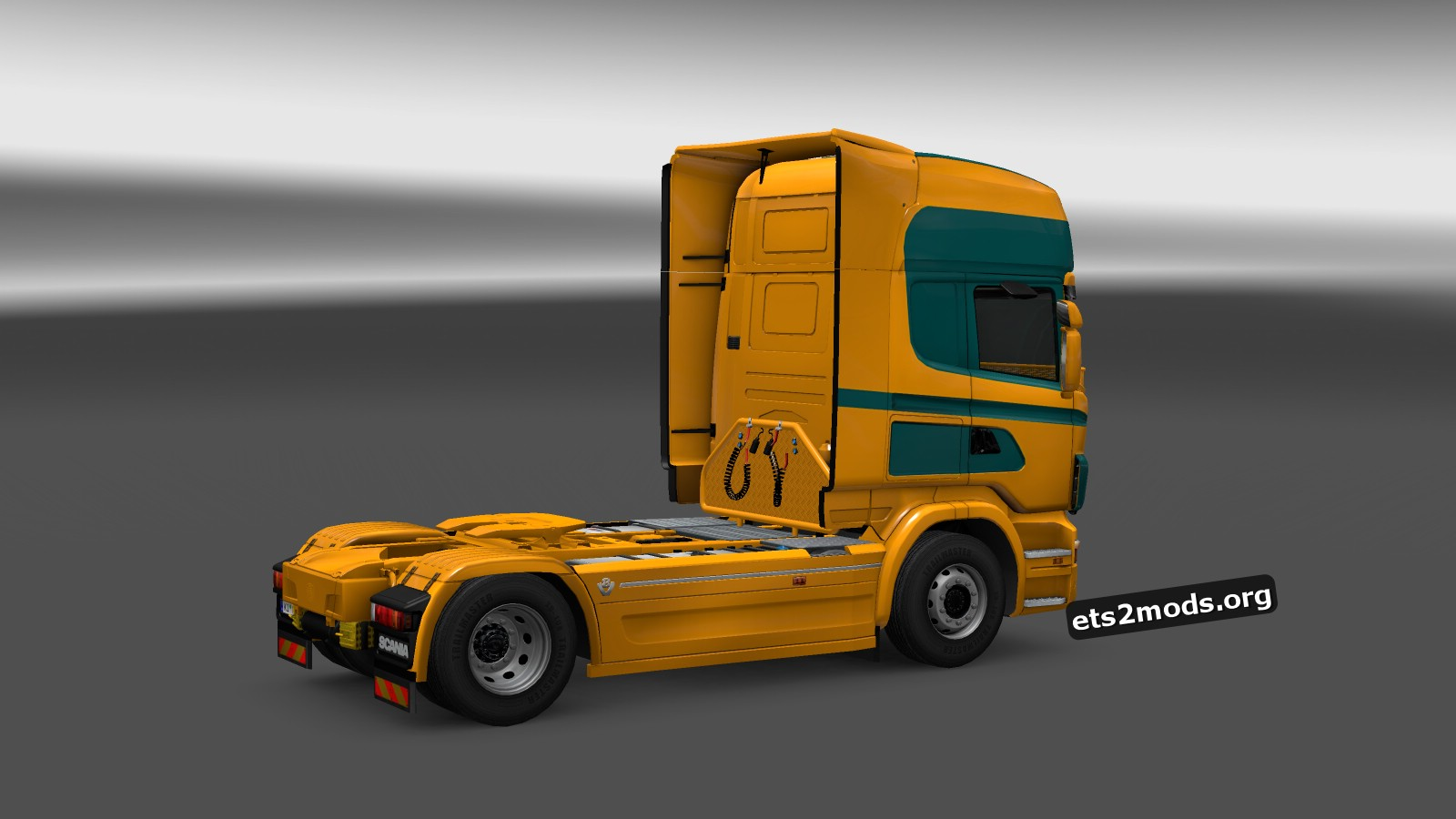 Scania RJL Bleicher Transporte Skin