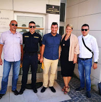Potpisan partnerski sporazum za gradnju vatrogasnog doma Supetar slike otok Brač Online