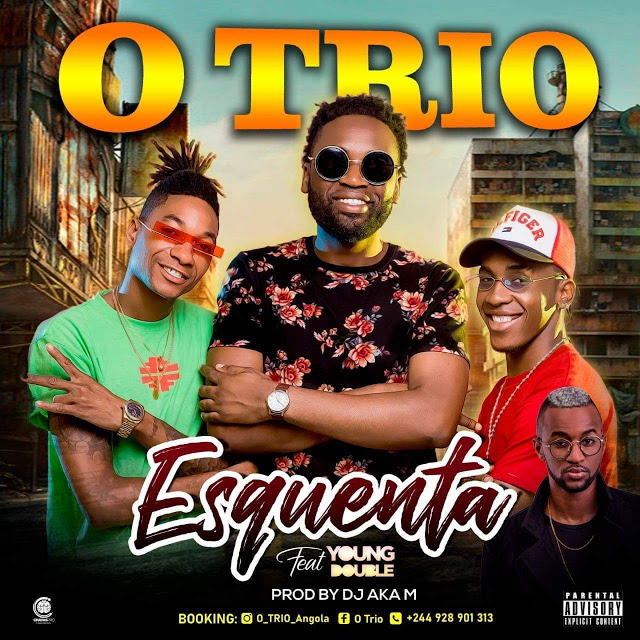 O Trio ft Young Double - Esquenta (Afro House)(Baixar MP3)