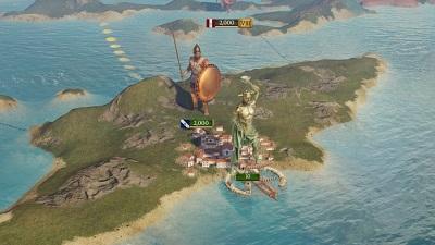 Imperator Rome Gameplay