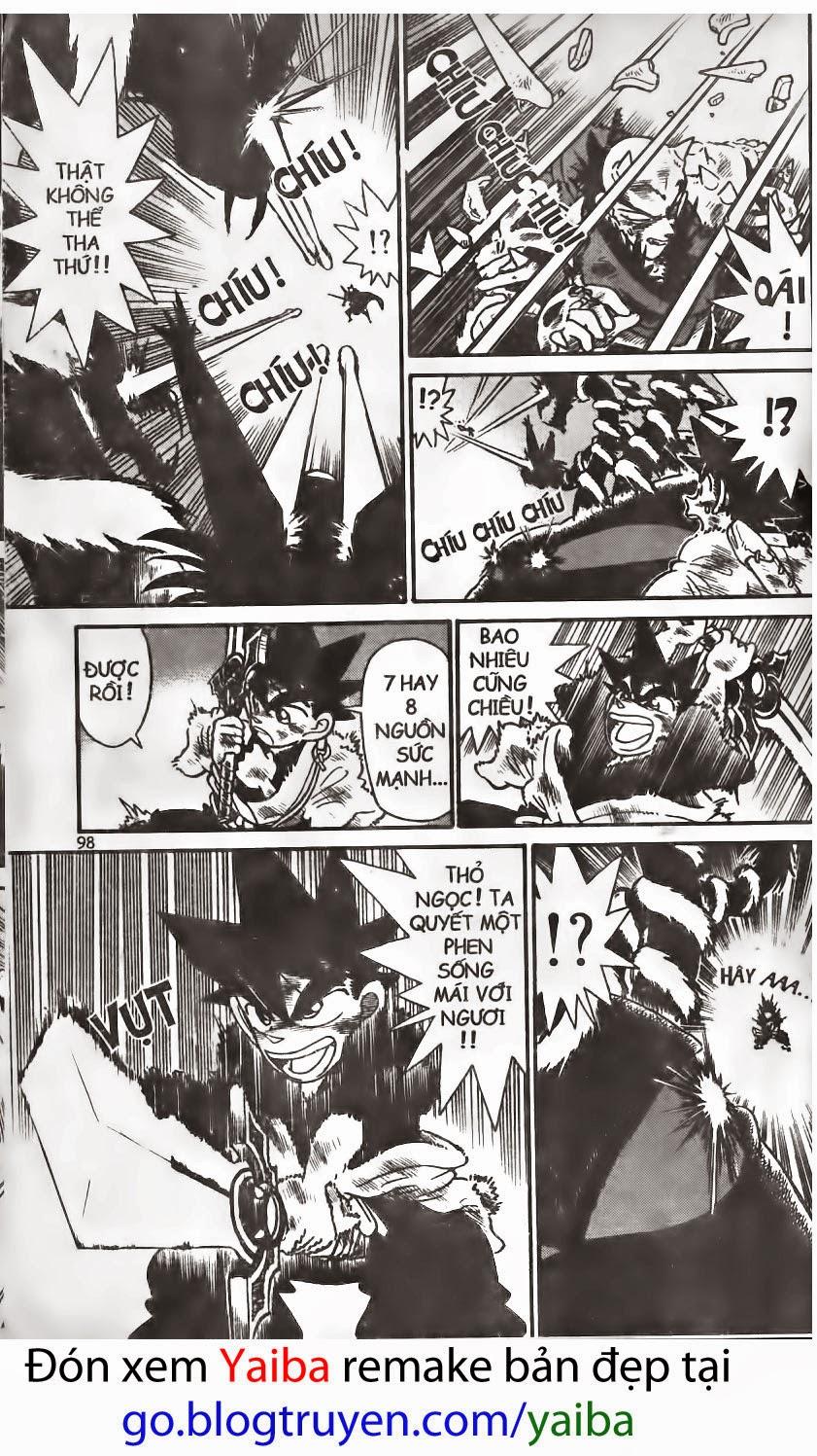 Yaiba chap 160 trang 14