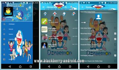 BBM MOD Doraemon Themes New Based 2.12.0.11 APK