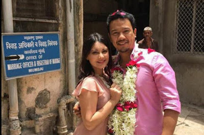 minissha-ryan-after-wedding-mumbai-registrar-office
