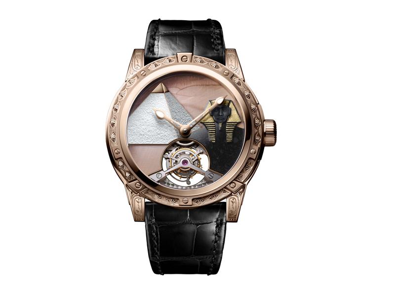 ابتكارات الوقت الثمينة من لويس موانيه Louis Moinet تتجاوز ال10 ملايين درهم