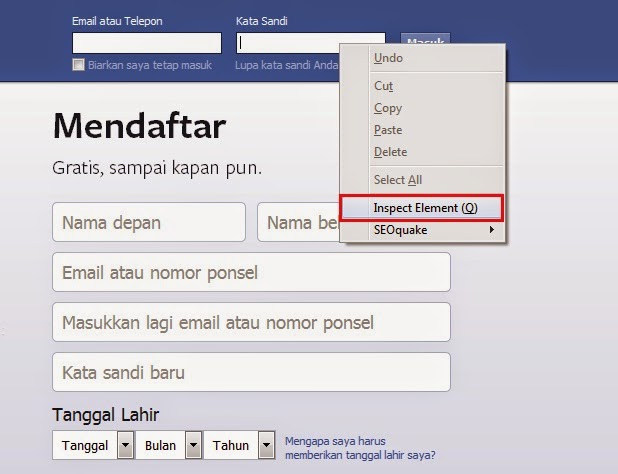 2 Cara Mudah Mengetahui Password Facebook Teman