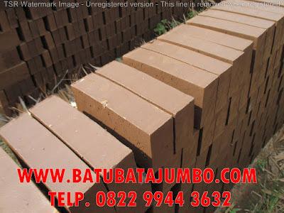 produsen batu bata merah jumbo