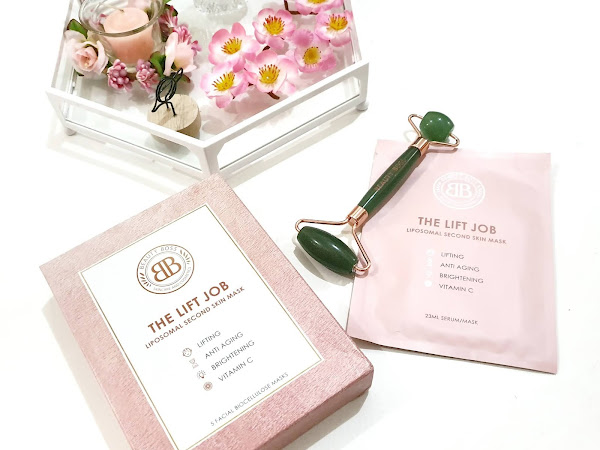 Review The Lift Job dan Jade Aventurine Beauty Roller by Beauty Boss