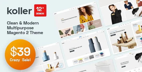 Best Multipurpose Sections Magento 2 Theme