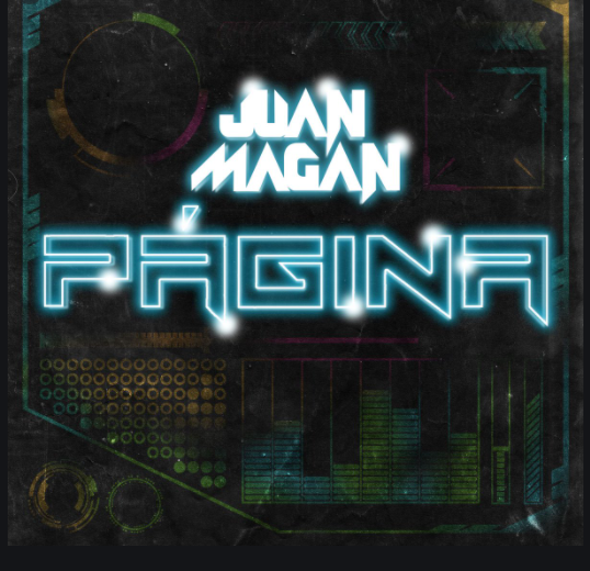 JUAN MAGÁN - PÁGINA