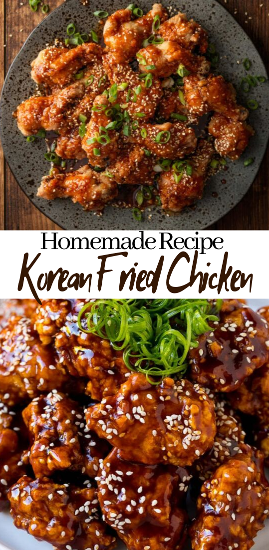 Korean Fried Chicken #dinnerrecipe #food #amazingrecipe #easyrecipe