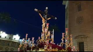 Santísimo Cristo de la Expiración por Arquitecto Acero en la Semana Santa de Cádiz 2019