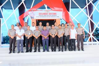 Pencanangan Pembangunan Zona Integritas RS Bhayangkara Mayang Mangurai Untuk Menuju WBK Dipimpin Langsung Oleh Kapolda Jambi