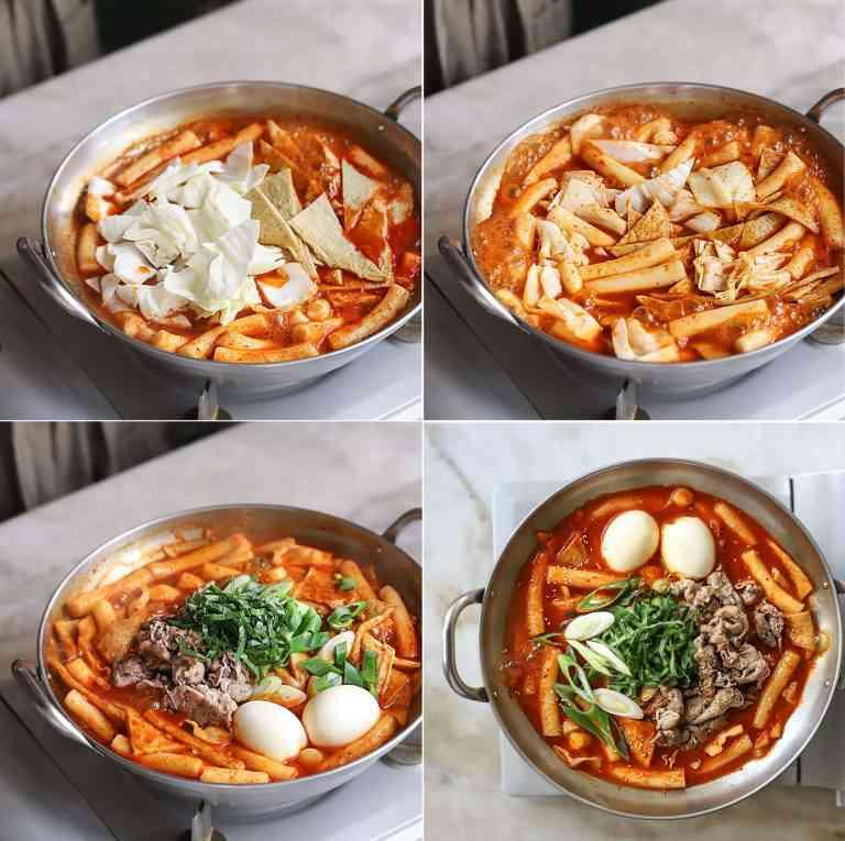 Công thức làm món bánh gạo Hàn Quốc ngon tại nhà