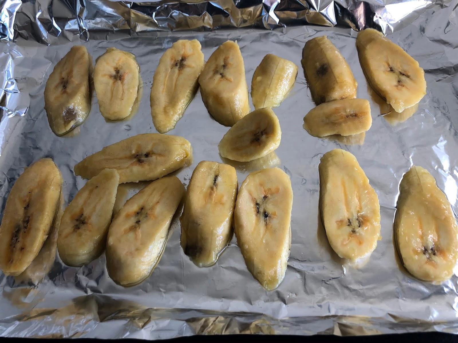 Baked Plantain Recipe