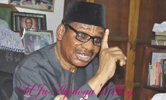 Sagay slams Oshiomhole over threat to punish aggrieved members