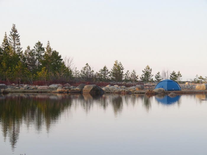 Fjällräven Abisko Dome