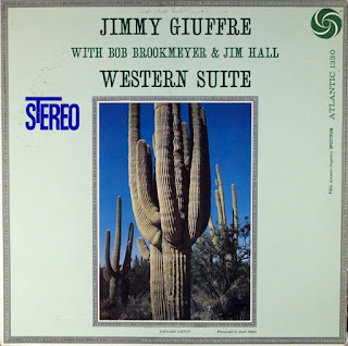 Jimmy Giuffre, Western Suite