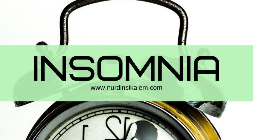Arti Insomnia