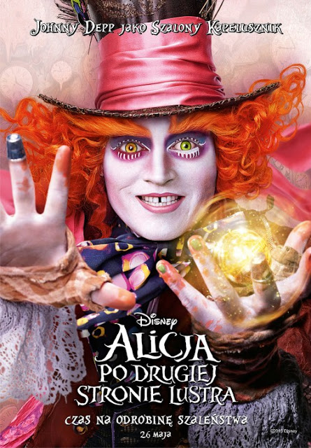 Film Alice Through the Looking Glass (2016) Subtitle Indonesia