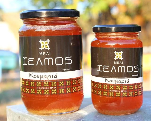 Μέλι Κουμαριάς Χελμός. Γεύση, άρωμα, ποιότητα, οφέλη