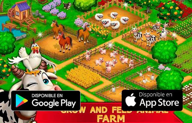 juegos de granja sin internet