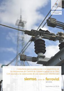contrato firmado entre Cuevas y Montoto Consultores y Siemsa (parte de Ferrovial Servicios)