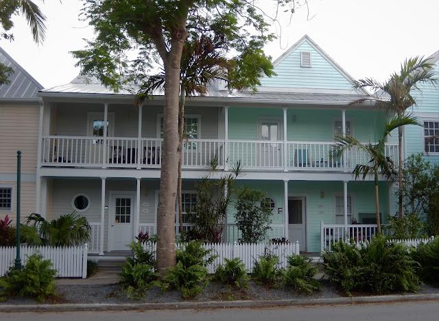 Casa típica en Key West