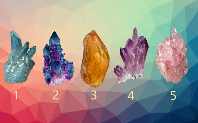 Choose a Crystal to Get a Important Advice