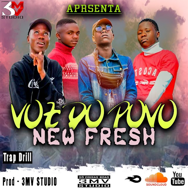 Voz do Povo - New fresh - Prod - Só Coisas Boas - Download