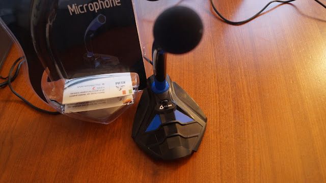 Articolo Klim Voice microfono: utile, comodo e funzionale!