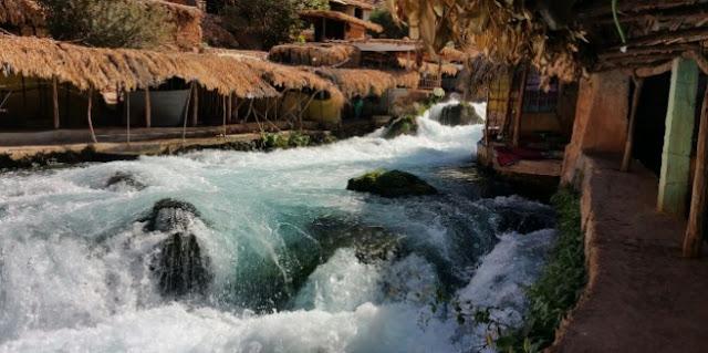 السياحة الجبلية في المغرب