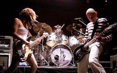 Foto de The Smashing Pumpkins en concierto