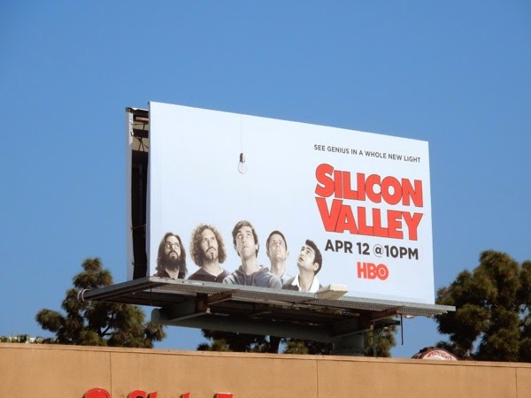 Silicon Valley season 2 billboard