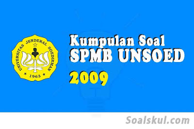 download soal spmb unsoed 2009
