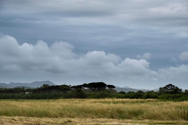 Temporale a Santa Severa. Fotografia di Giovanni Battisti