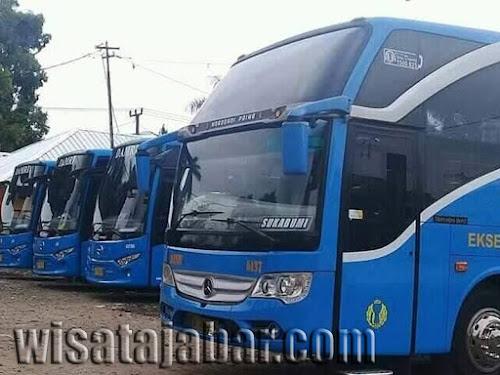 Damri Sukabumi Bandara Soekarno Hatta