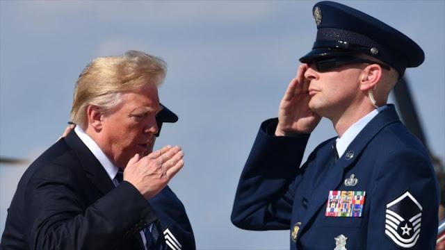 """""""Trump pidió al Ejército un plan para atacar a Corea del Norte"""""""