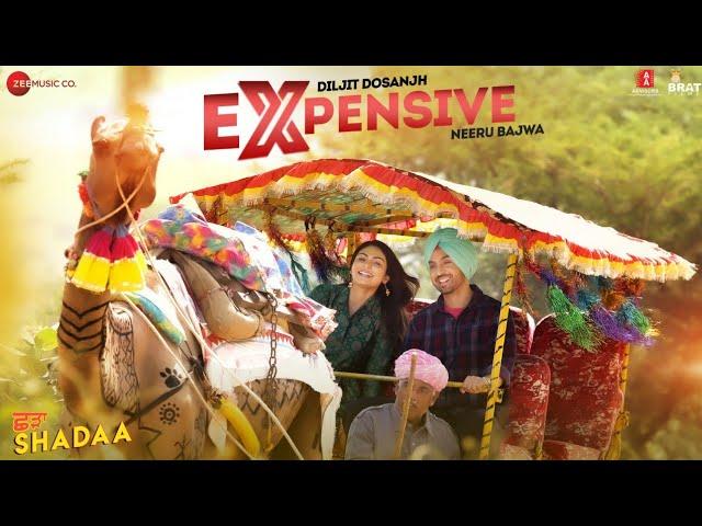 Expensive,  Diljit Dosanjh