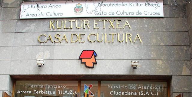 casa de cultura de Cruces